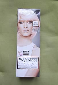 Couleur Cheveux Pastel : couleur cheveux rose pastel ~ Melissatoandfro.com Idées de Décoration
