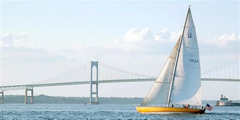sailing newport ri 12 meter charters america s cup yachts