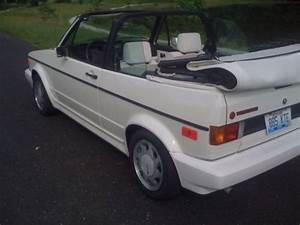 Purchase Used 1993 Volkswagen Cabriolet Classic