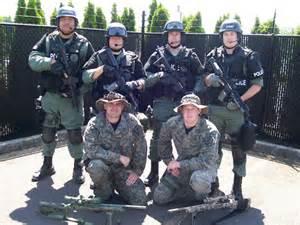 Oregon State Police SWAT-team