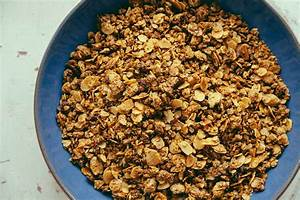 Müsli Selbst Machen : einfaches und schnelles grundrezept f r granola mit mandeln und chia ~ Yasmunasinghe.com Haus und Dekorationen