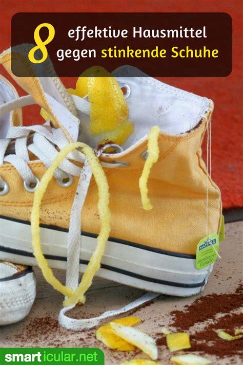 Stinkende Schuhe Teebeutel by 8 Effektive Hausmittel Gegen Stinkende Schuhe