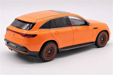The attached list is a list of vehicles mercedes states are compatible but it does not state every model year. 1/18 Mercedes Benz EQC 400 4MATIC IAA 2019 Orange Dealer ...