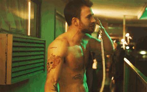 Puncture | Chris Evans Shirtless Movie GIFs | POPSUGAR ...
