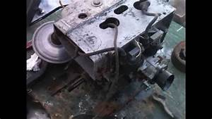 How To Remove A Vintage Rotax 399 Ski Doo Clutch With A