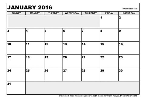 fill in calendar template fill in calendar 2016 printable calendar printable template