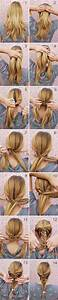 Classic Fishtail Braid Tutorial | Hair | Pinterest | My ...