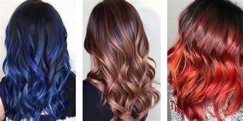15 Hair Highlight Ideas For Dark Hair