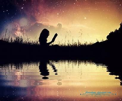 Solitude Spiritual Spirituality Self Path Gifs Animated