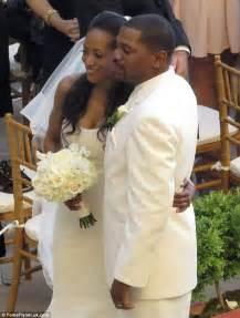 Mekhi Phifer wedding photos: Inside intimate ceremony to