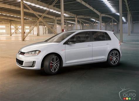 Volkswagen Golf Gti R by 2017 Vw Golf Gti And Golf R Still Standard Setters Car