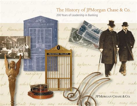 Calaméo - The History of JPMorgan Chase & Co. - 200 Years ...