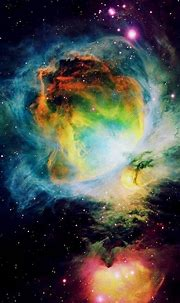 Pin by GreenEyedGirl on Phone Backgrounds 😁   Orion nebula ...