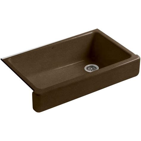 kohler whitehaven sink home depot kohler whitehaven undermount farmhouse apron front