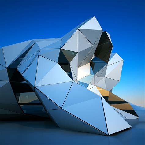 Futuristic Building - JKreativ Architect