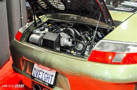 widebody  powered porsche  dv engine swap depot