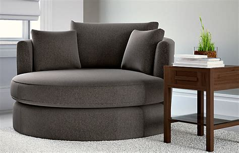Ellis Swivel Armchair