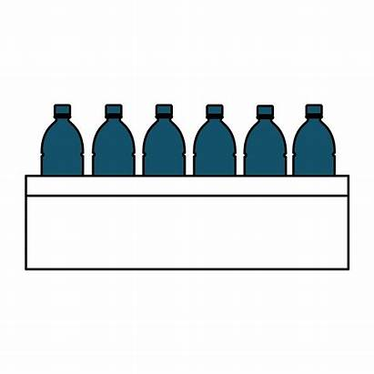 Water Fountain Clipart Spring Transparent Bottle Delivery