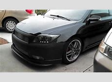 05 Scion tC with modsupgrades YouTube