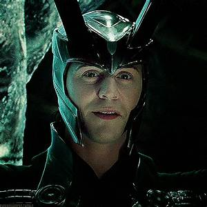 Tom Hiddleston as Loki GIFs and Pictures | POPSUGAR ...