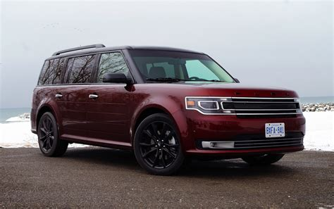 Ford Flex Reviews by Review 2016 Ford Flex Canadian Auto Review