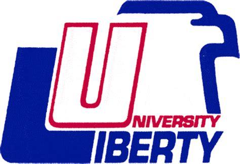 liberty flames primary logo ncaa division    ncaa