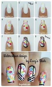 395 best images about Nail Art Step by Step on Pinterest ...