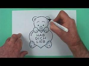 Schenkt Man Etwas Zum Richtfest : wie zeichnet man einen gruss zum valentinstag zeichnen ~ Lizthompson.info Haus und Dekorationen