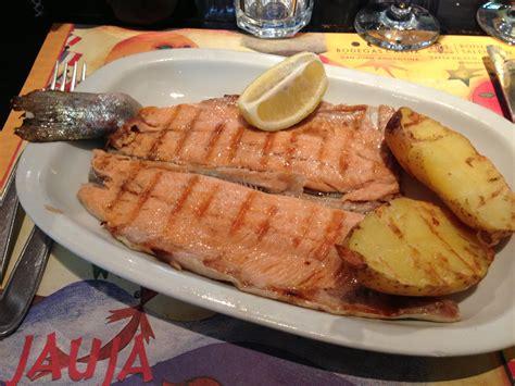 cuisine argentine argentine cuisine trout beef pasta empanada