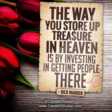 store  treasures  heaven candid christian