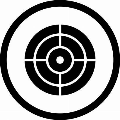 Target Vector Icon Clipart Vectors Graphics
