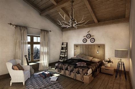 deco chambre style chalet beautiful chambre style chalet montagne pictures design