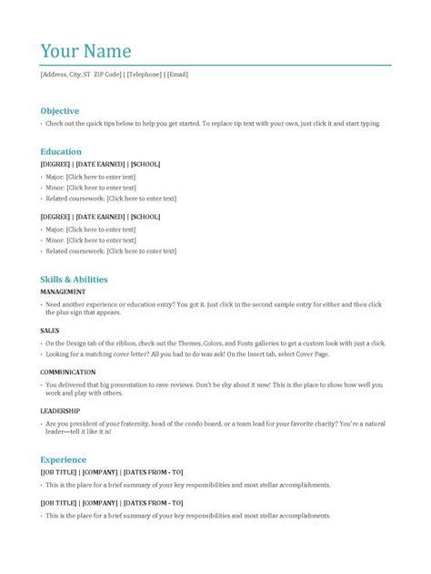 Resume Writing Format by Difference Between 3 Resume Formats And When The
