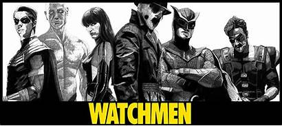 Watchmen Ganya Carles Project