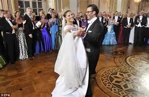 Sweden's fairytale royal wedding: Princess Victoria ...