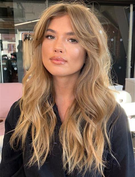 Hairstyles with Voluminous Curls 2019 Matilda Djerf