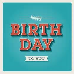 Happy Birthday Graphic Design