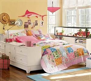Beautiful teenage girl bedroom decorations decobizzcom for The ideas for teen bedroom decor
