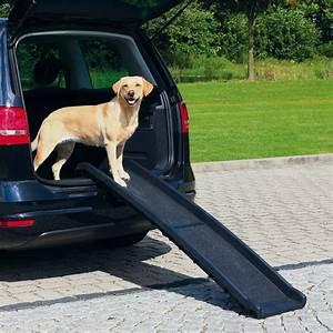 Voiture Pour Chien : rampe de voiture pour chiens trixie la toutouniere ~ Medecine-chirurgie-esthetiques.com Avis de Voitures