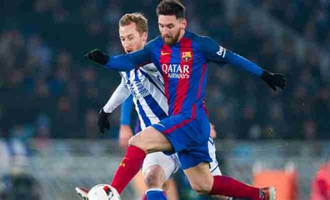 Day and hour to be confirmed. Barcelona vs Real Sociedad, Live Score and Commentary, Copa del Rey 2016-17