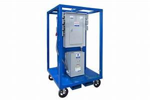 25 Kva Power Substation - 480v To 120  240v 1ph