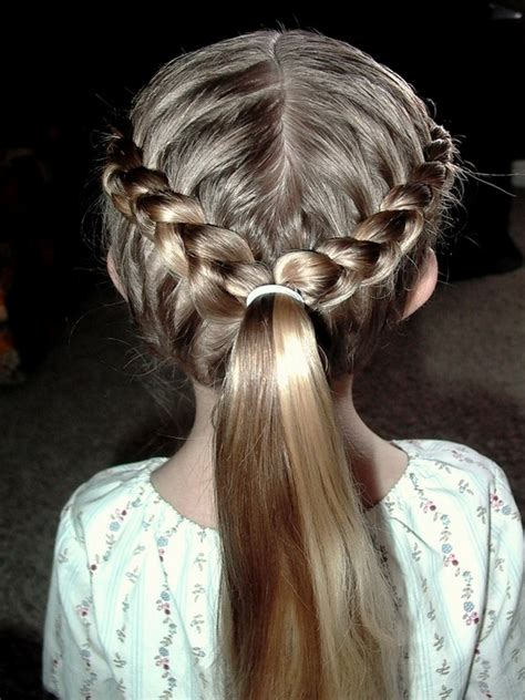 Pretty Kid Hairstyles by Hairstyles Hairstyles Weekly