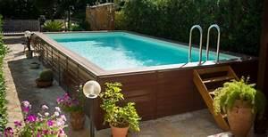 Piscine Hors Sol Chauffée : piscine hors sol desjoyaux prix ~ Mglfilm.com Idées de Décoration