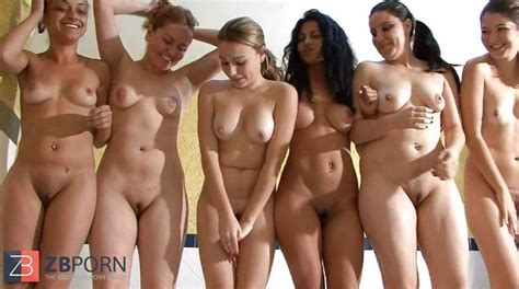 Groups Of Naked Women ZB Porn