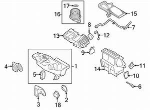 Mercury Sable Hvac System Wiring Harness  Auto Temp