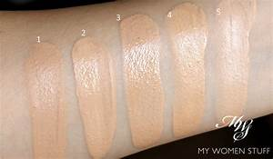 Review Swatches Revlon Colorstay Makeup Combination