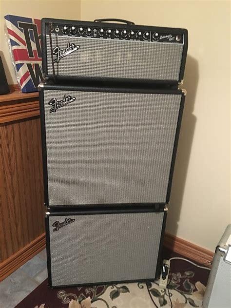 fender bassman cabinet 1x15 fender bassman 115 neo 1x15 quot bass cab cabinet reverb