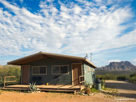 cottage rental big bend vacation rentals terlingua ranch vacation rental