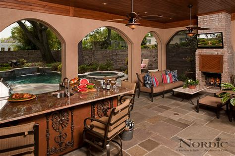 outdoor kitchens and patios designs outdoor kitchen traditional patio new orleans by nordic kitchens and baths 7247