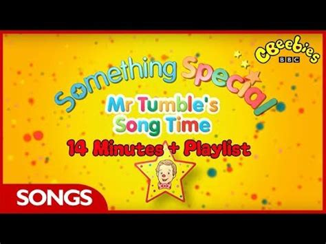cbeebies songs mr tumble s song time compilation